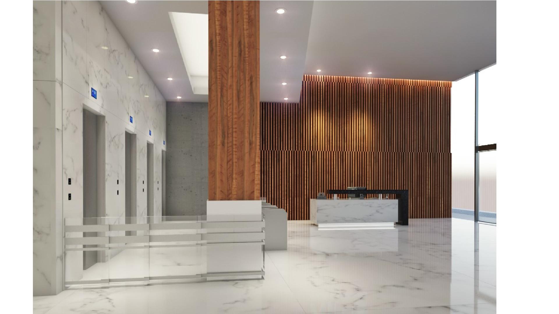 Lobby Atlantic Oficinas barranquilla 1 w